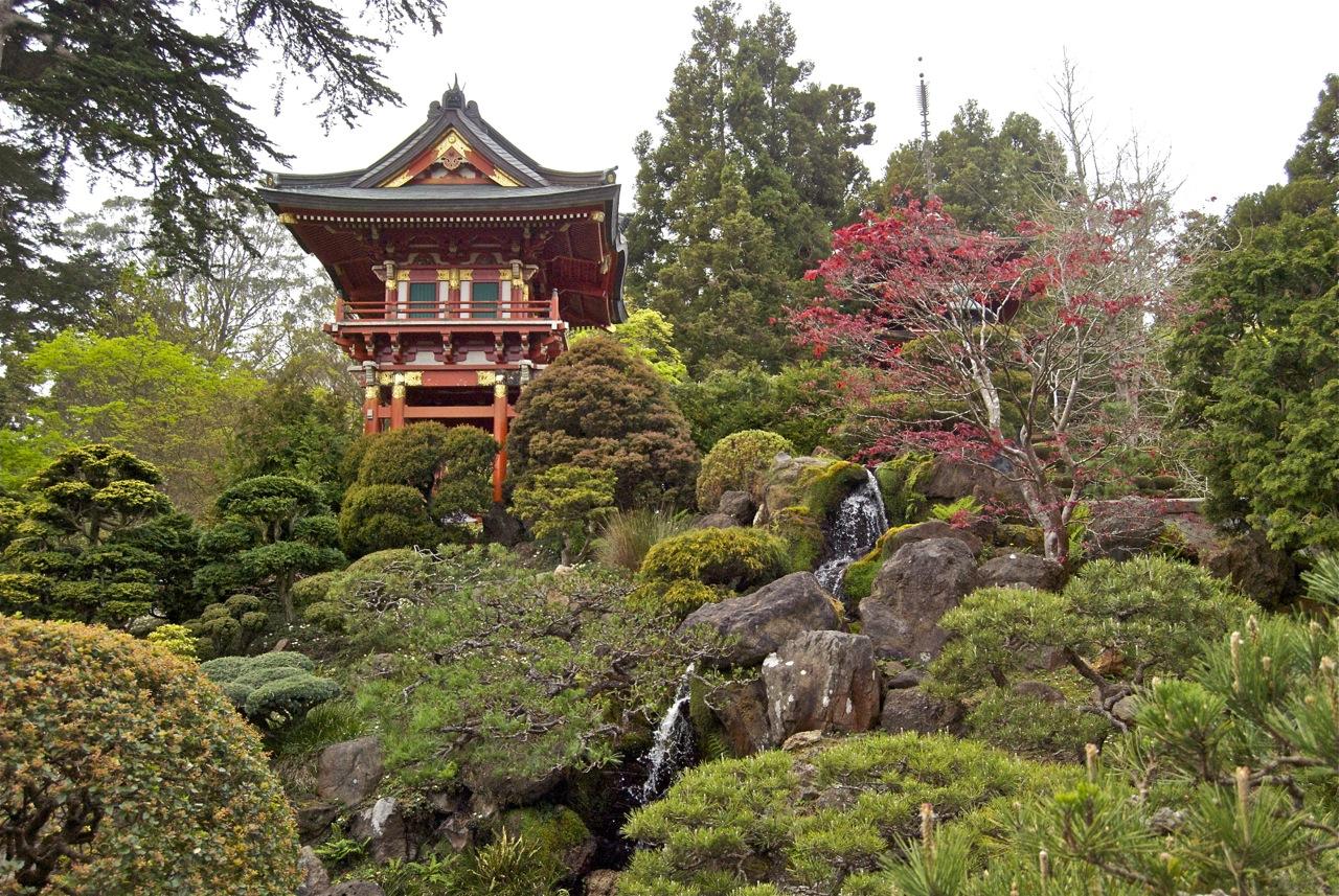San Francisco Spring Break – A Visit to the Japanese Tea Garden ...